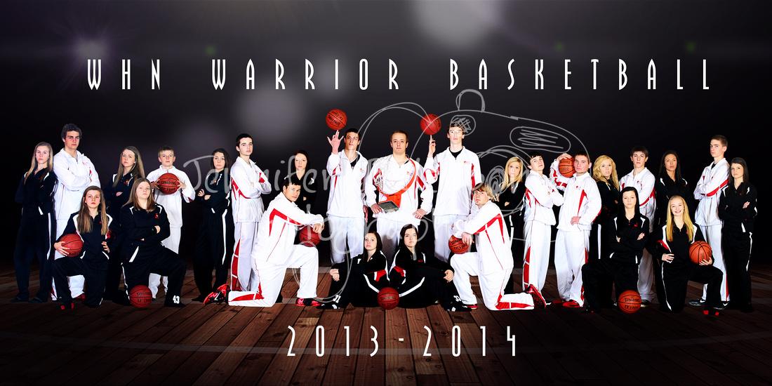 WHN Basketball 2013-2014
