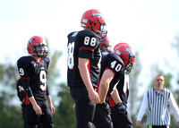 WHN Warrior JV FB 09/19/11