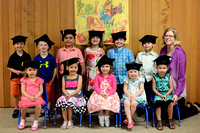 2016 Kids in Christ Graduation